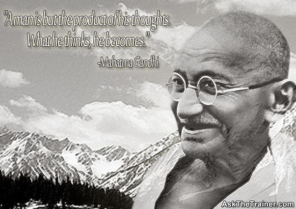 Motivational Quotes Mahatma Gandhi. QuotesGram