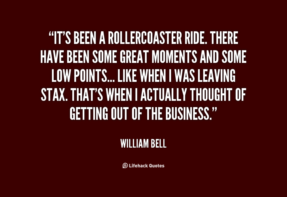 Famous Quotes About Roller Coasters. QuotesGram