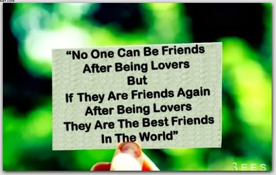 Friends Become Lovers Quotes: Quotes About Becoming Friends Again. QuotesGram
