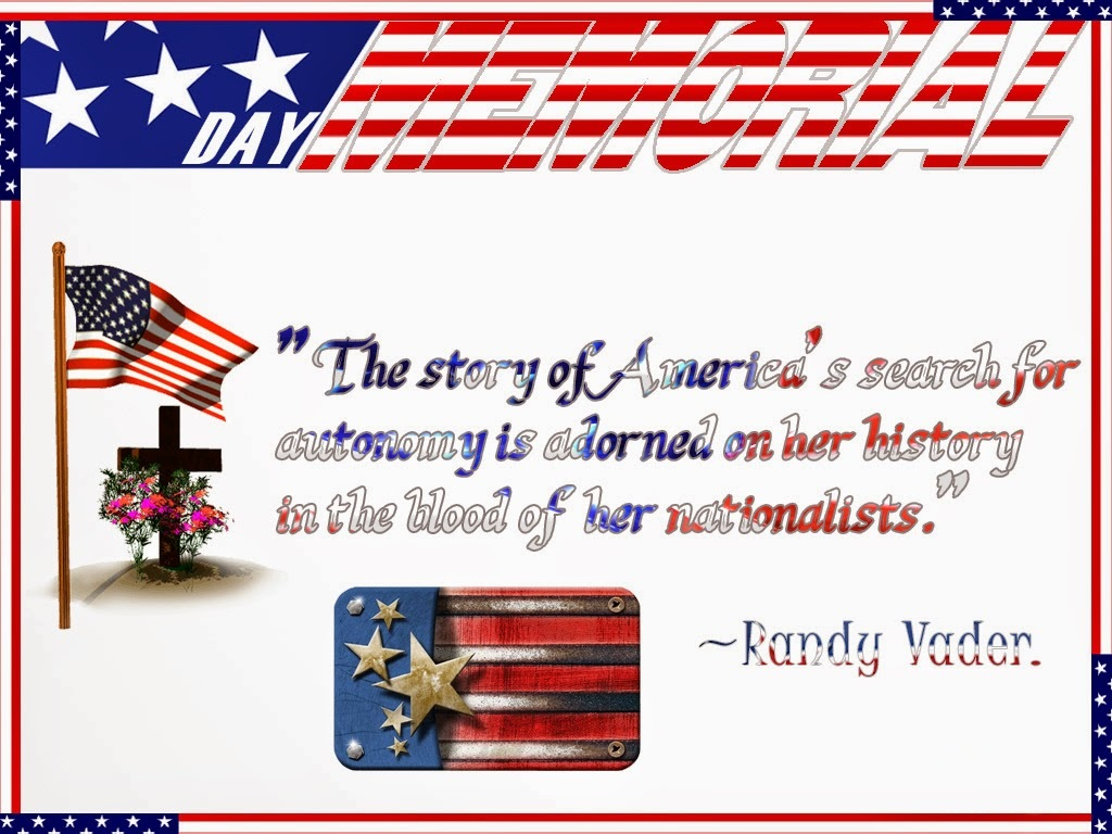 Meaningful Memorial Day Quotes: Memorial Day Quotes Funny. QuotesGram
