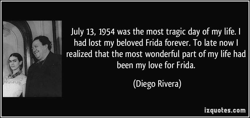 an introduction to the life of diego rivera She also often evoked fraught episodes from her life her turbulent relationship with celebrated painter diego rivera introduction frida kahlo de rivera.