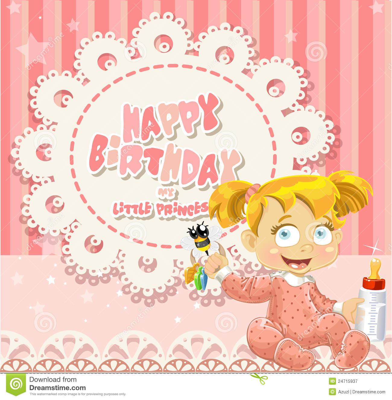 Happy Birthday Baby Girl Quotes. QuotesGram