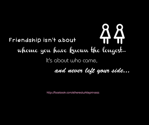 Photo Quotes About Friendship: Deep Best Friend Quotes. QuotesGram