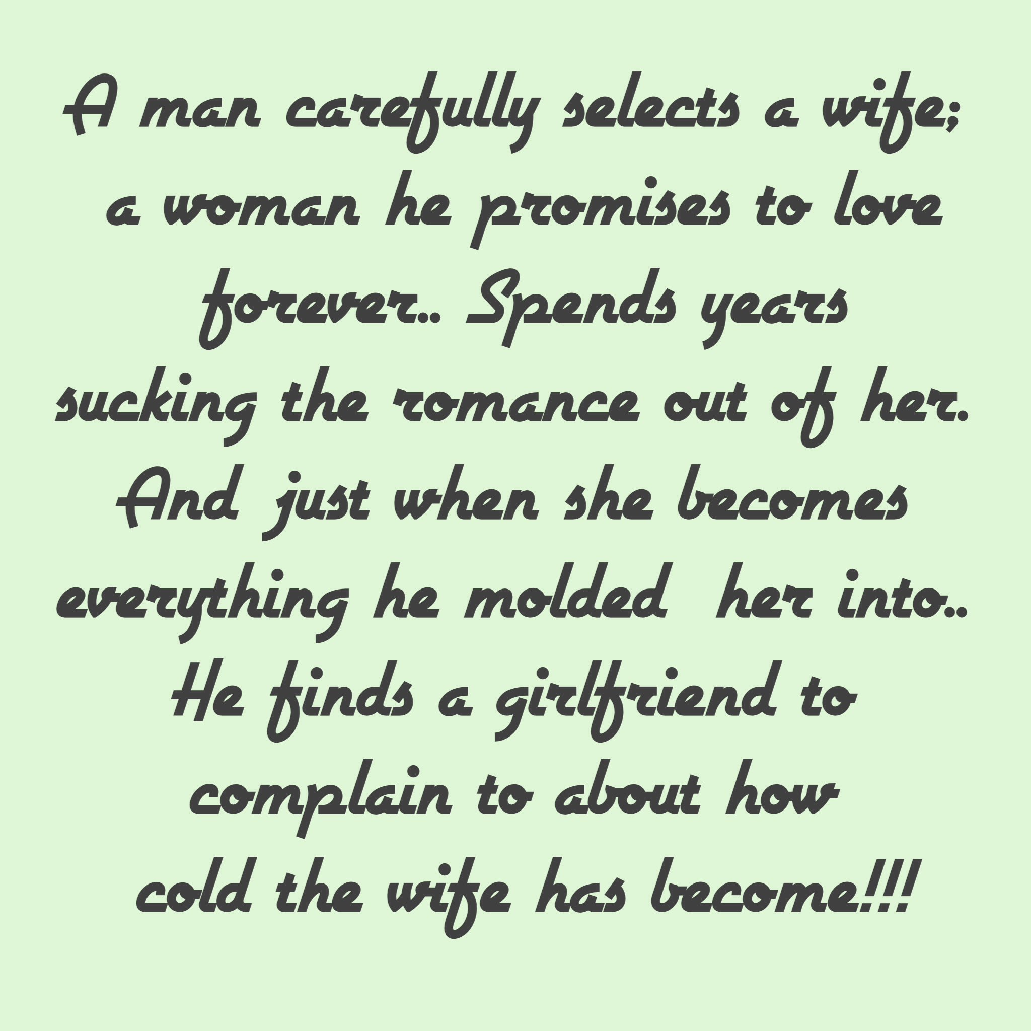 cheating married