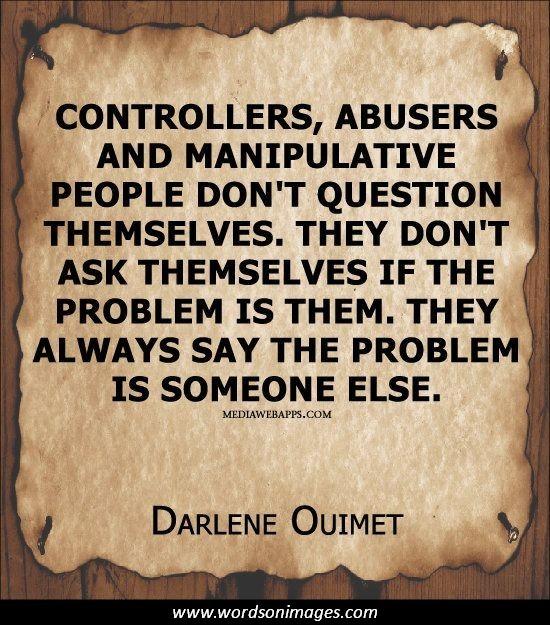 Quotes About Manipulators: Manipulation Quotes Love. QuotesGram
