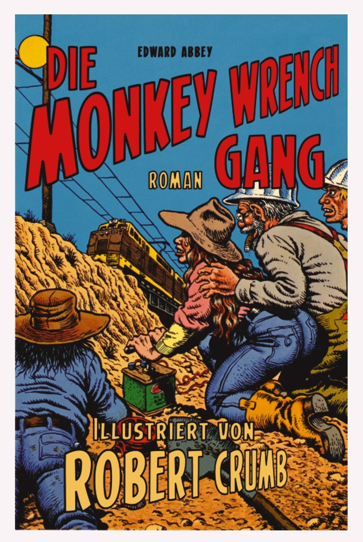 edward abbey s the monkey wrench gang Edward abbey was born january 29, 1927 in indiana, pennsylvania, and grew up in nearby home after military service in naples, italy, from 1945-47, he enrolled in indiana university of pennsylvania for a year before traveling to the west.