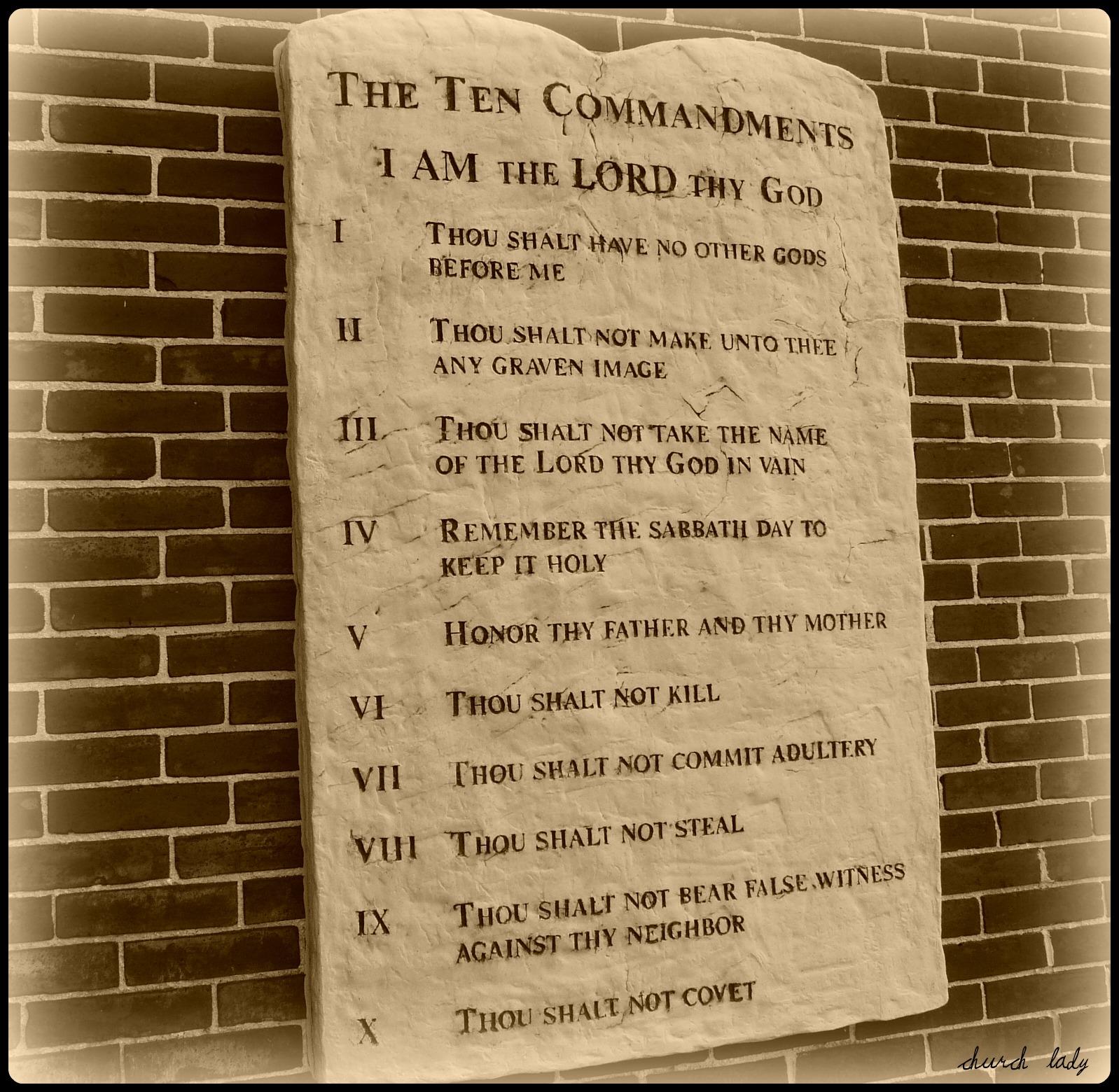 10 Commandments Movie Quotes: Commandments Quotes. QuotesGram