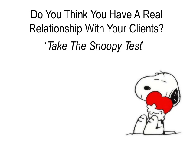 Confidentiality and building relationships with clients