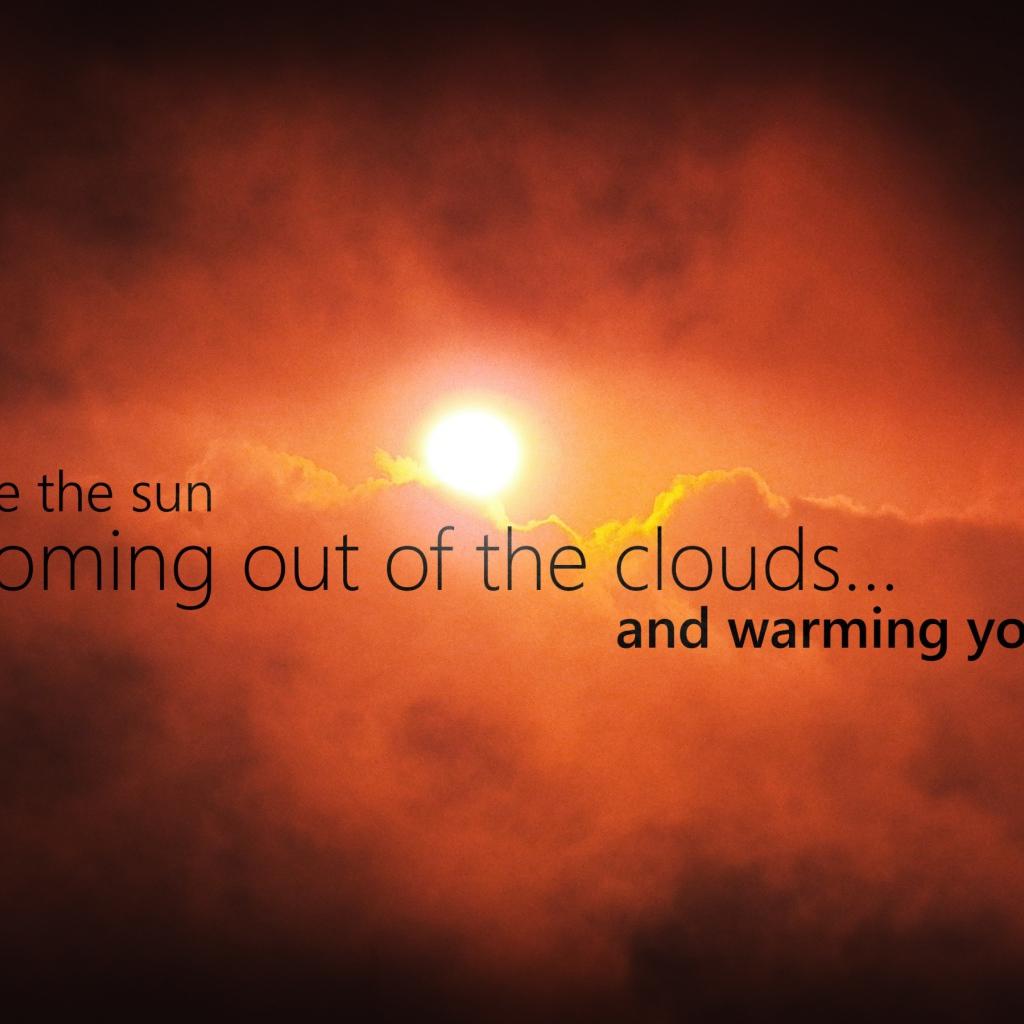 Positive Quotes About Sunshine. QuotesGram