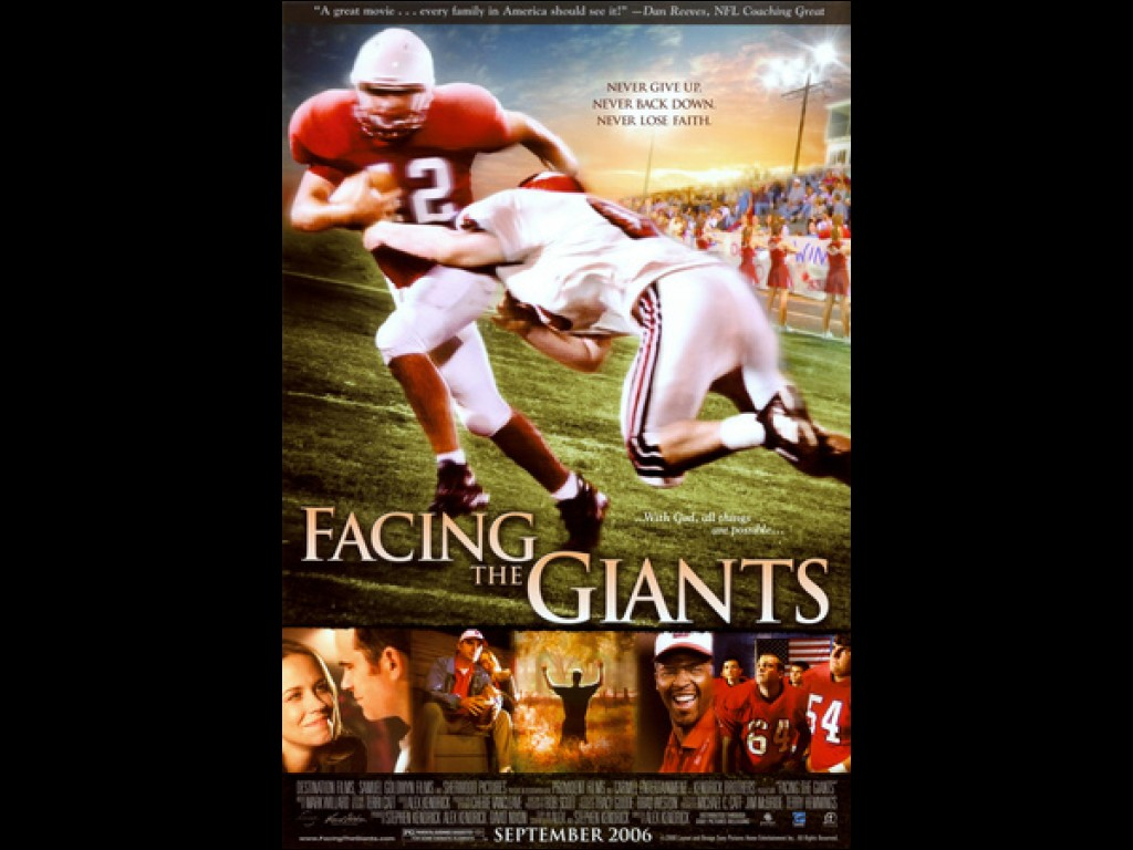 facing the giants Introduction1 not long ago i was watching tim keller on a video i did not watch the entire video nor do i remember the title of the message i can only tell you that it was on the internet but in that message he made some remarks that struck home with me he pointed out how often our sermons.