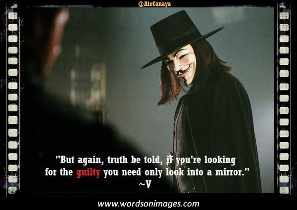 From V For Vendetta Quotes. QuotesGram