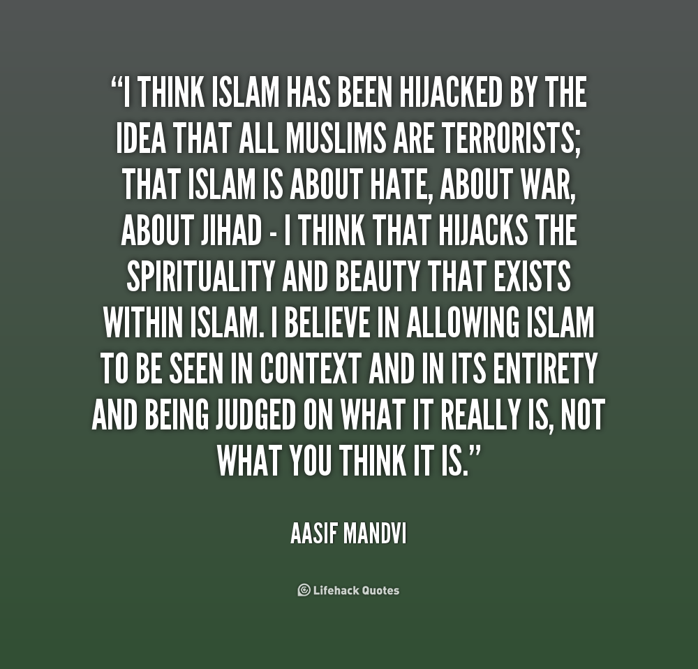Quotations on Islam from Notable Non-Muslims
