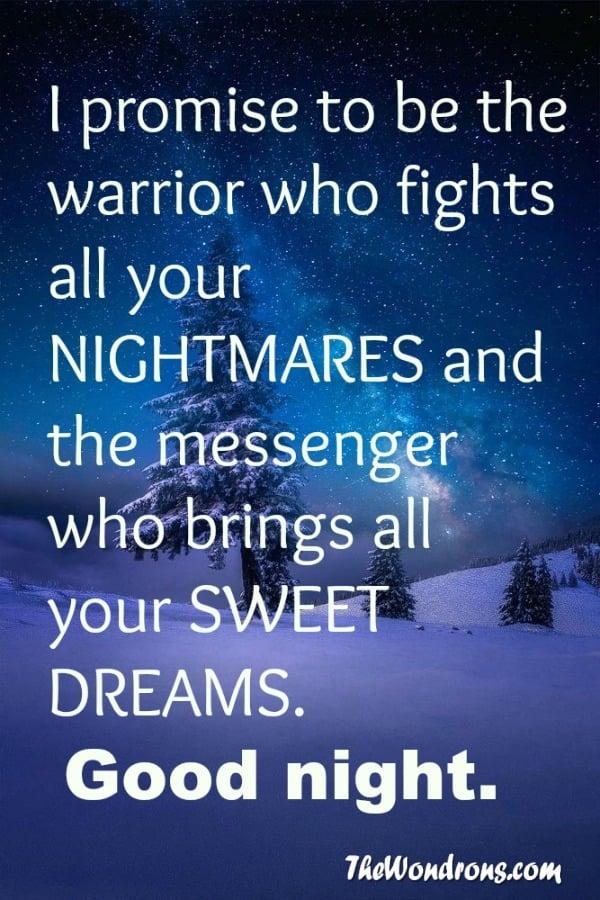 Romantic Goodnight Quotes For Her. QuotesGram