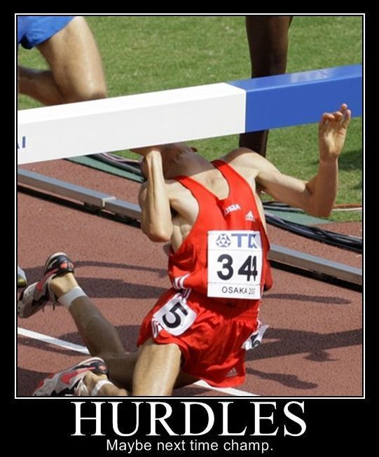 Life Hurdles Quotes: Hurdle Quotes About Runners. QuotesGram