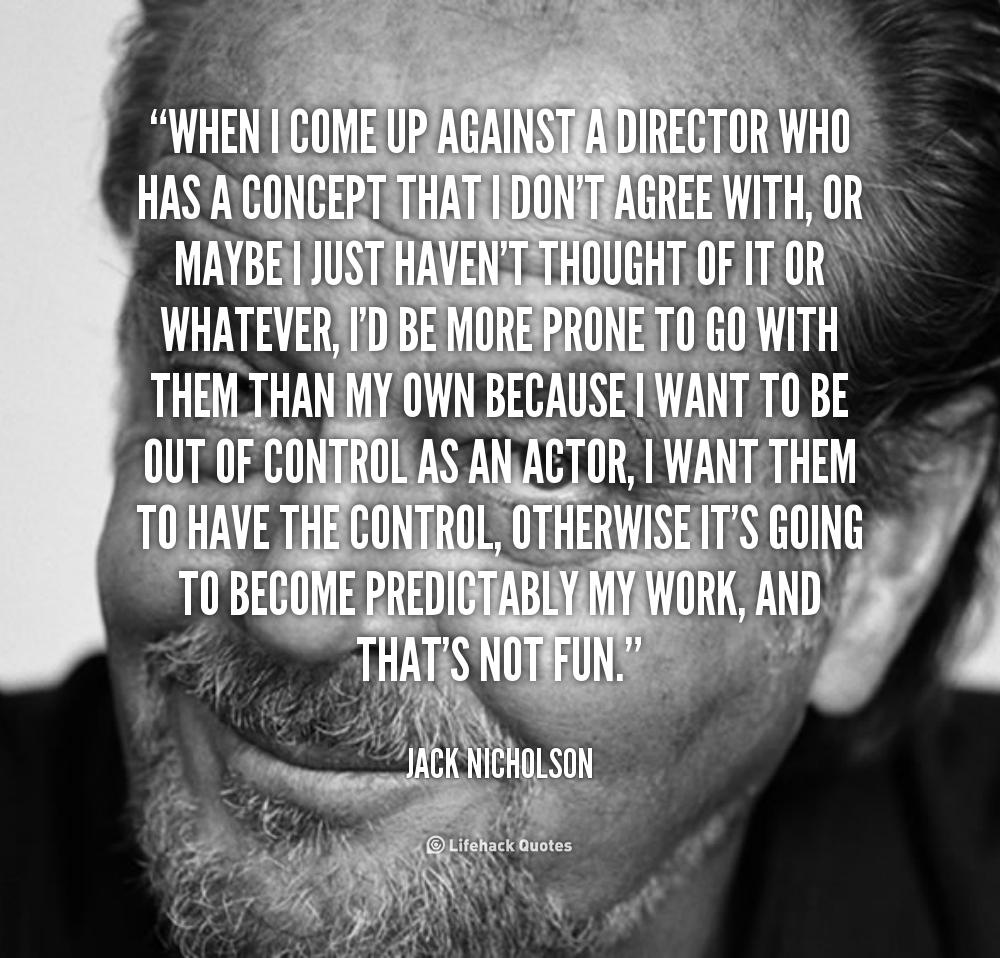 List Of Quotes: Quotes Bucket List Jack Nicholson Meme. QuotesGram