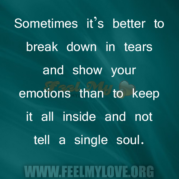Quotes To Help Someone Get Over A Breakup: Quotes About Not Breaking Down. QuotesGram