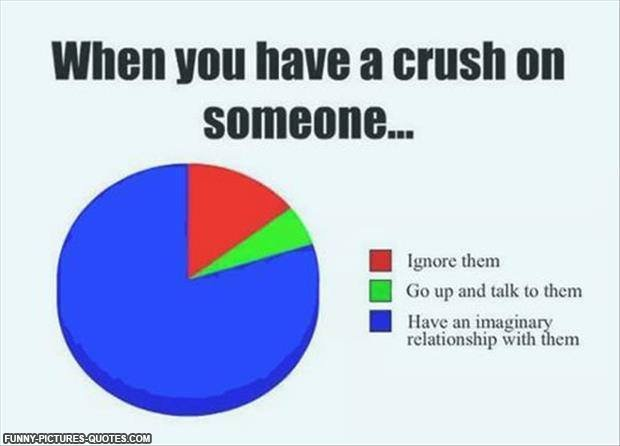Funny Quotes About Your Crush. QuotesGram