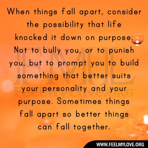 Things Fall Apart Author: When Things Fall Apart Quotes. QuotesGram