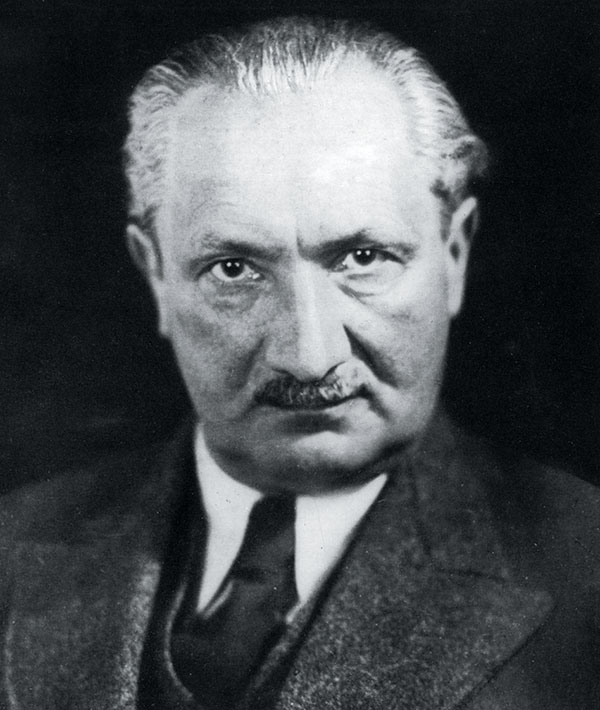 an essay on martin heidegger and his connection to the nazis