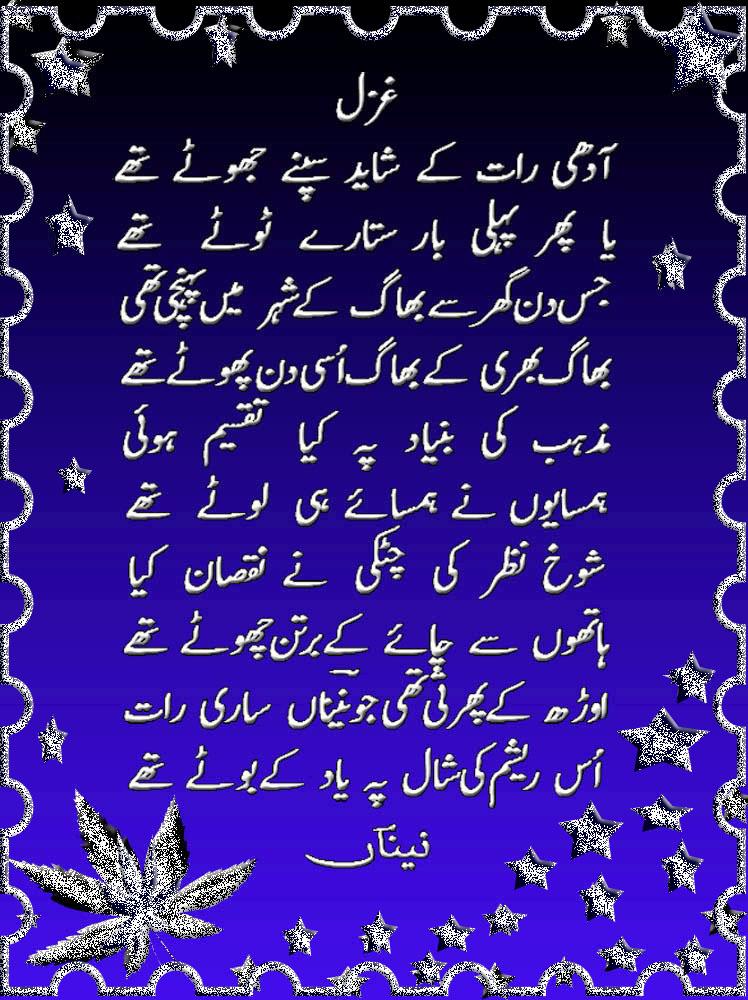 Poets romantic famous urdu Mirza Ghalib