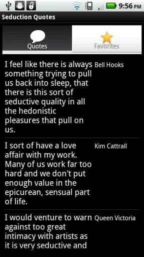 Quotes sensual seduction 100 Sexy