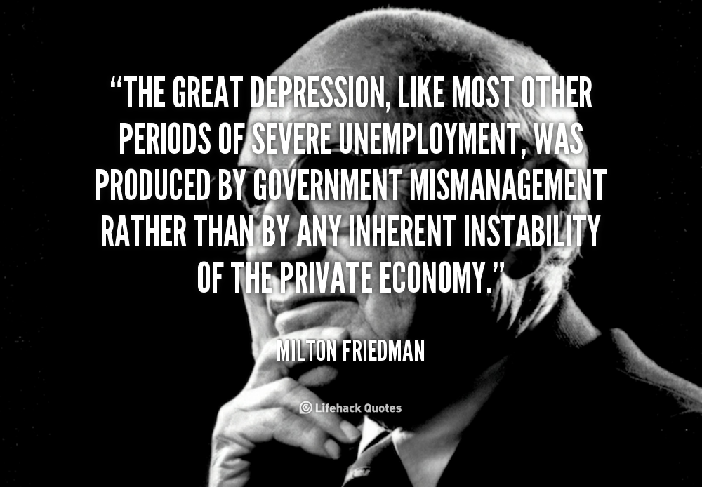 Great Depression Quotes Quotesgram