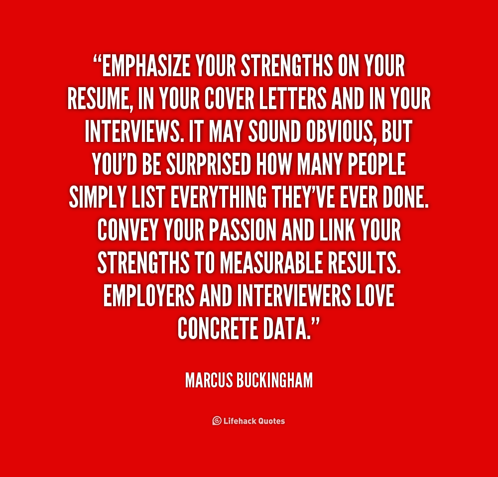 Quotes About Resume Writing. QuotesGram
