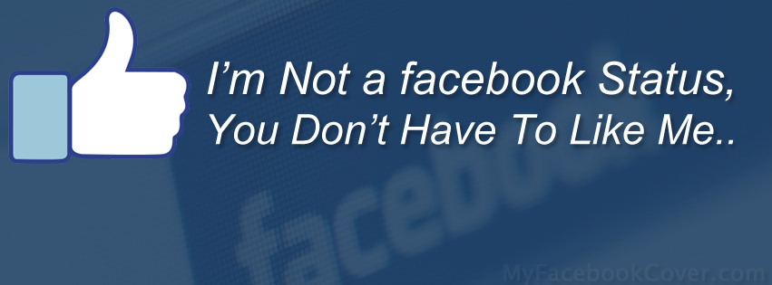 You Dont Have To Like Me Quotes. QuotesGram