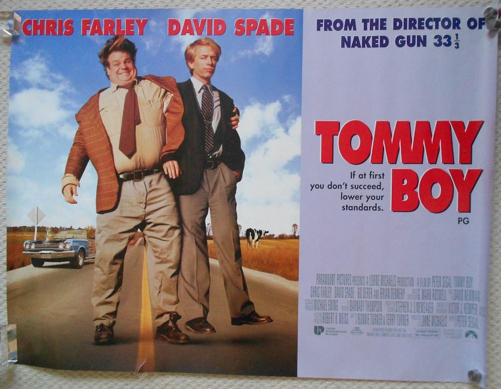 David Spade Tommy Boy Quotes. QuotesGram