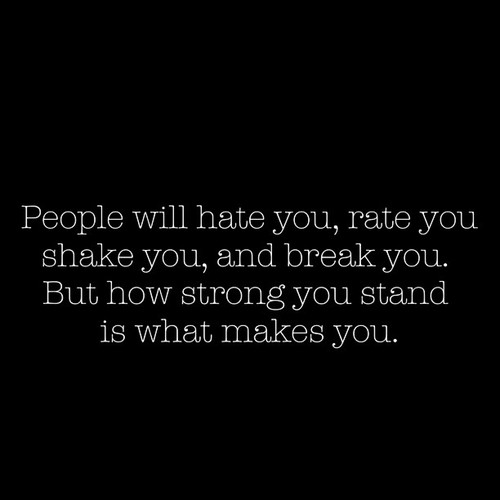 Quotes About People Who Hate You Quotes About People Wh...