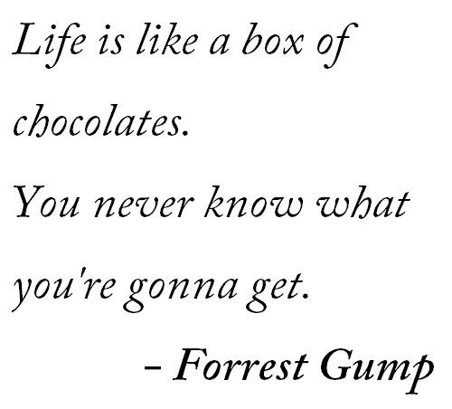 Forrest Gump Quotes. QuotesGram