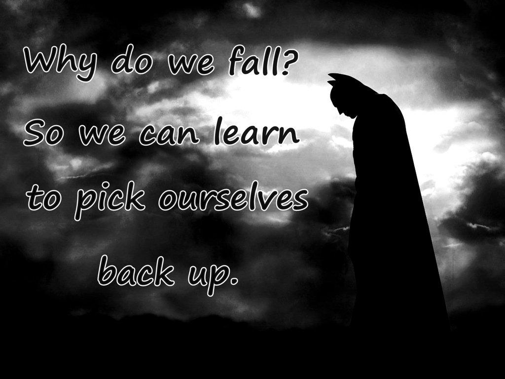 Sad Love Quotes And Sayings Quotesgram: Sad Batman Begins Quotes. QuotesGram