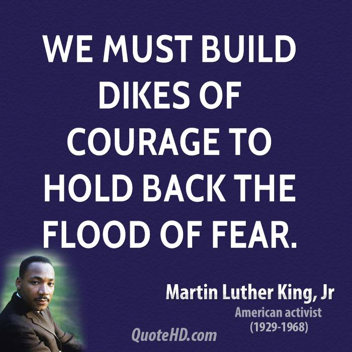 martin luther king leadership style