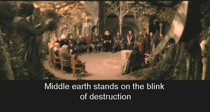 Elrond Quotes: Council Of Elrond Quotes. QuotesGram
