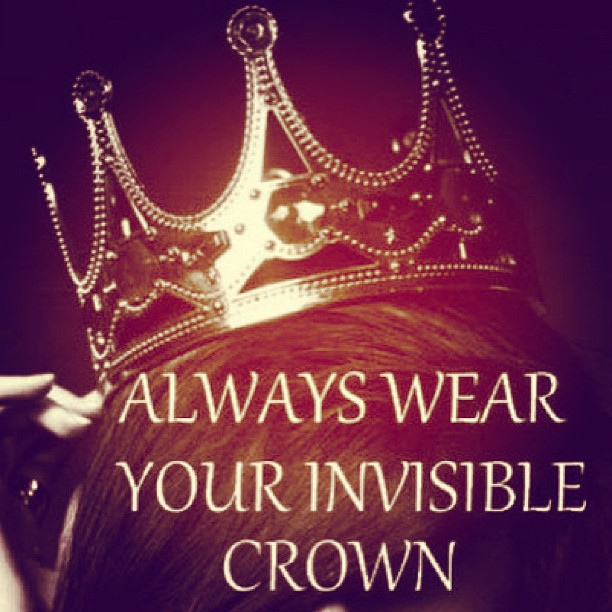 Invisible Crown Quotes Quotesgram