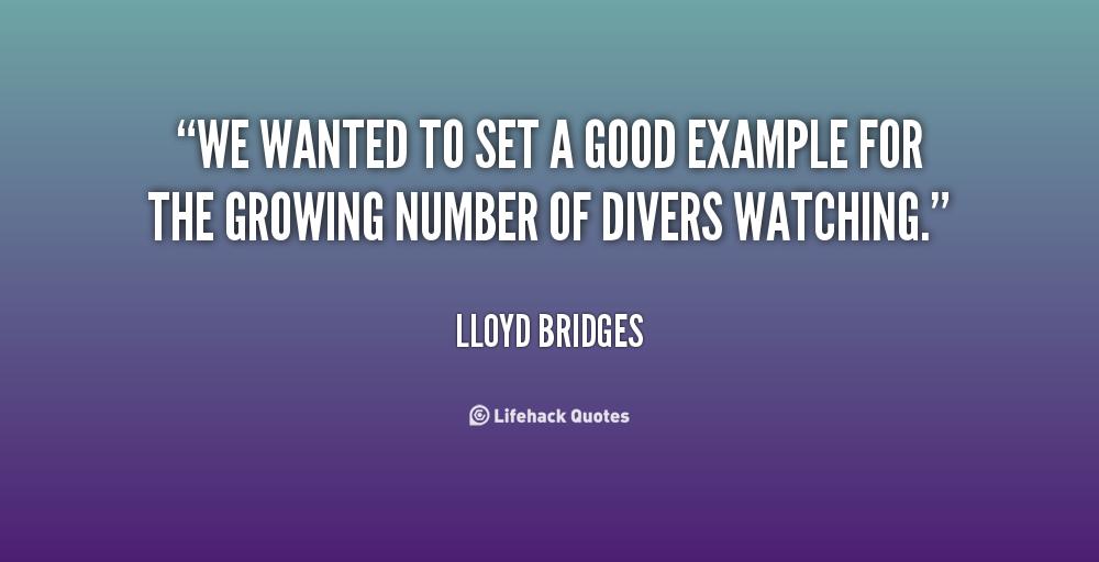 good example quotes  quotesgram
