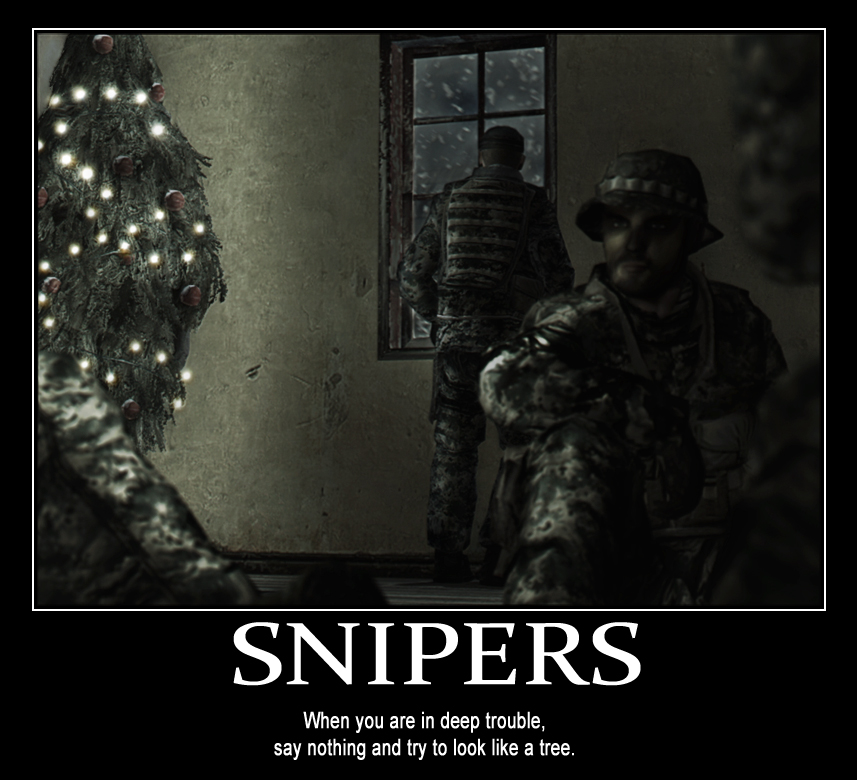 Funny Quotes From Sniper. QuotesGram