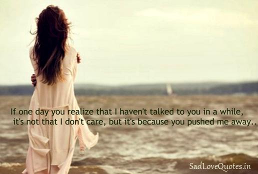 Sad Love Quotes One Line Valentine Day Source