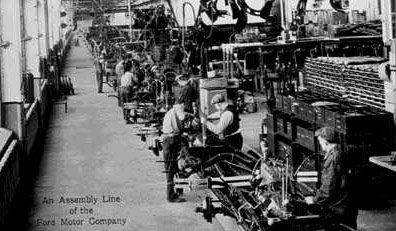 Ford Union City >> Quotes About Assembly Line. QuotesGram