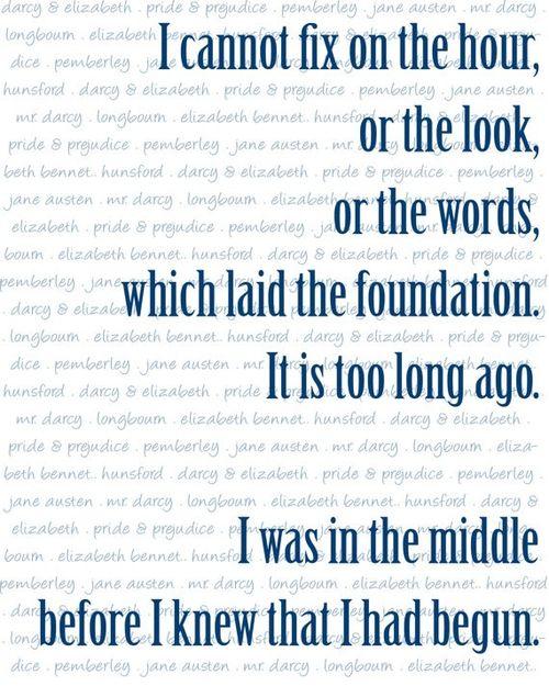 Love And Pride Quotes Sayings: Elizabeth Pride And Prejudice Quotes. QuotesGram