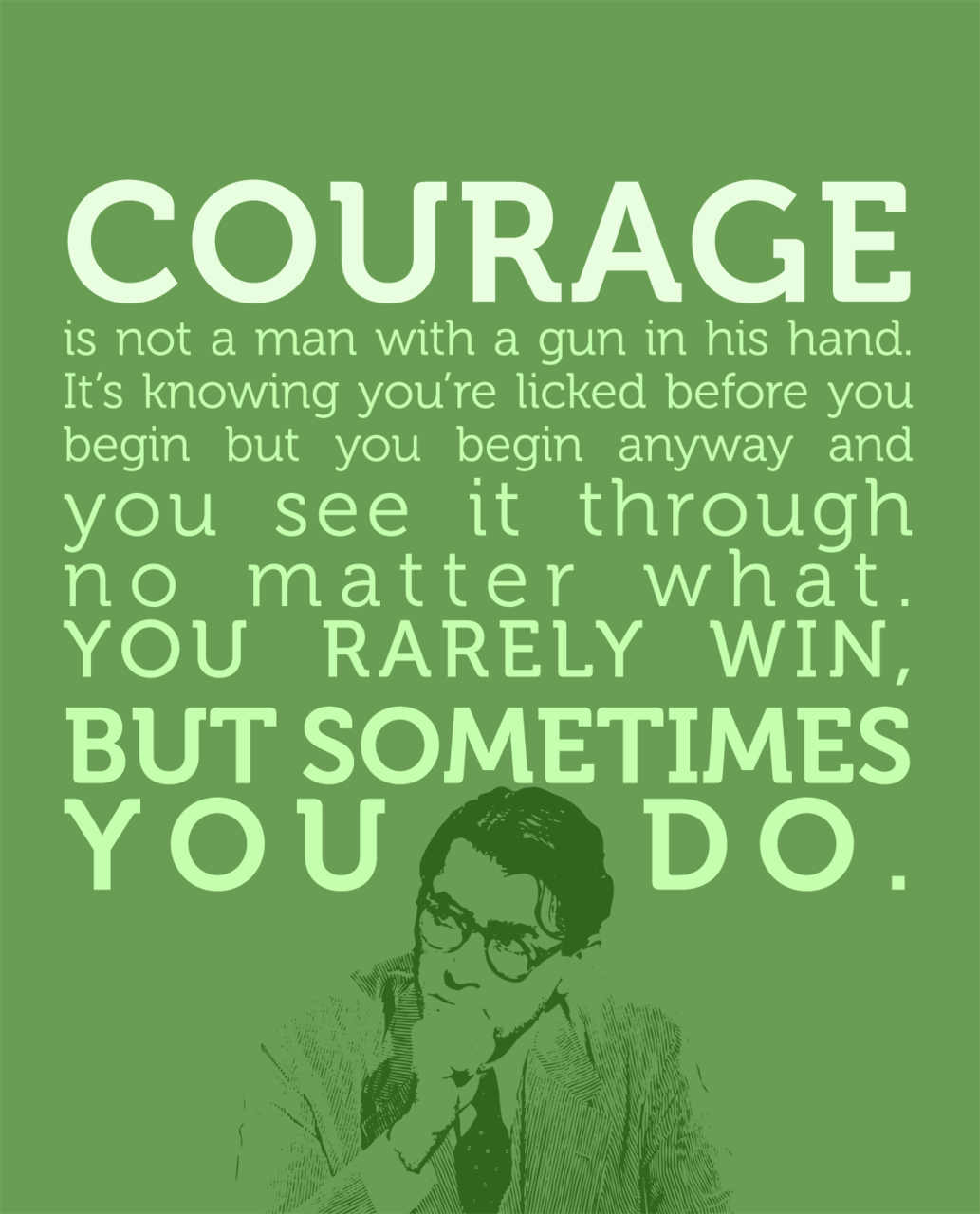 Quotes From Boo Radley With Page Numbers: Atticus Finch Quotes About Racism. QuotesGram