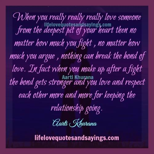 Quotes About Love: Quotes About Strong Bonds. QuotesGram