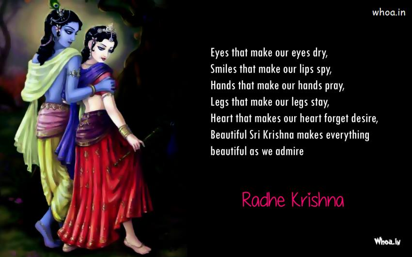 1073527951 Radhe Krishna Wallpapers With Quote 3