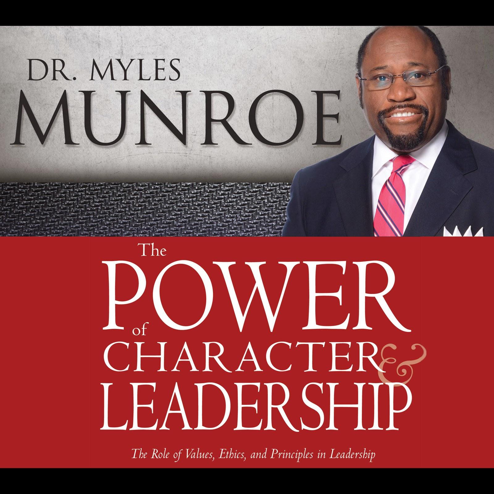 Myles Munroe Leadership Quotes. QuotesGram
