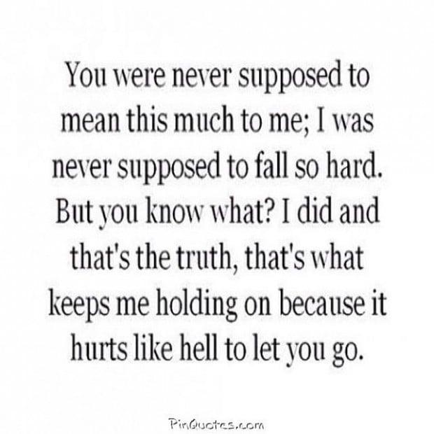 Sad Quotes About Depression: Heart Broken Quotes Sad Love Quotes 4 Girls. QuotesGram