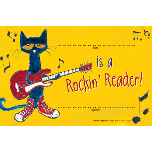Pete The Cat Reading Guide