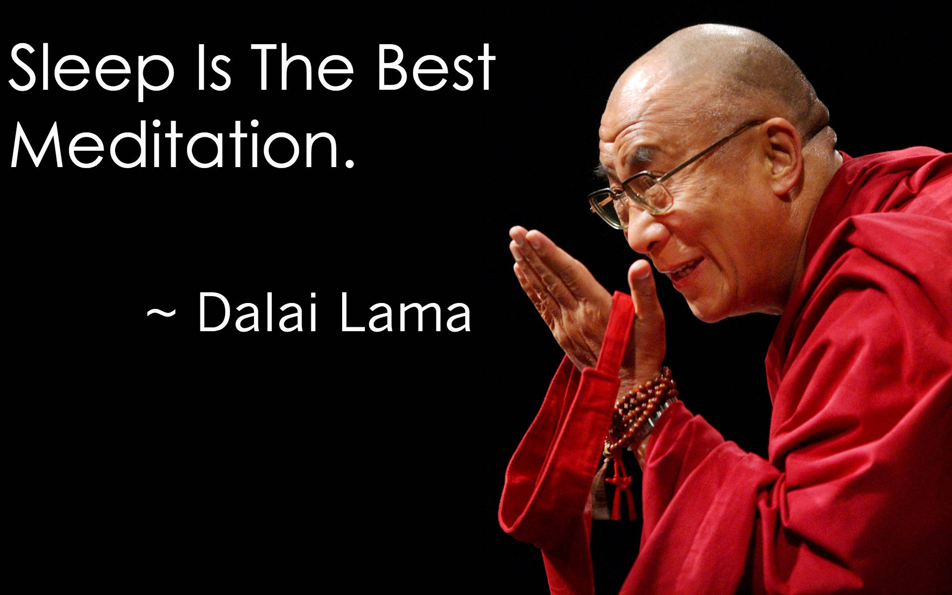Image result for dalai lama quotes on sleep