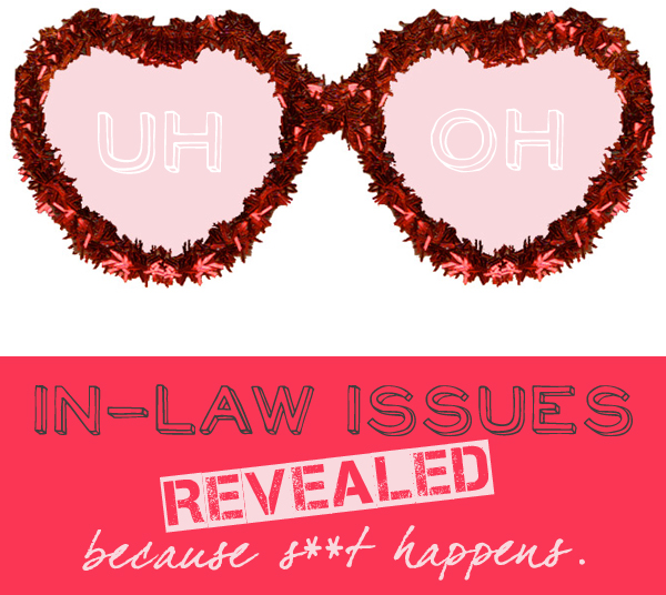 the story of my bumpy relationship with my in laws My boyfriend is divorced and the relationship with the ex is contentious and bumpy i struggle when i hear the things he has to go through i can't imagine how he feels i am the type to get super .