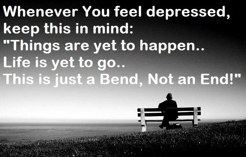Quotes To Help Depressed People. QuotesGram