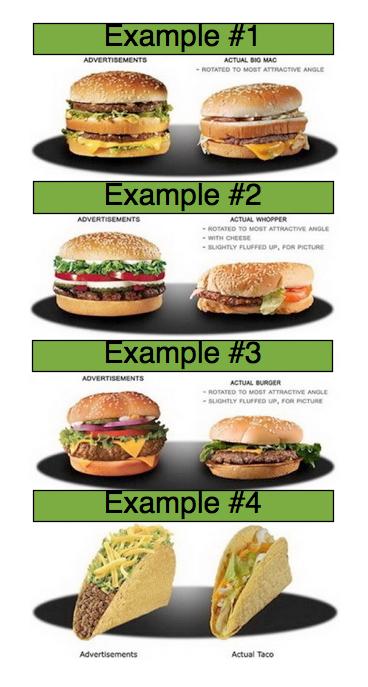 essay on fast food diet